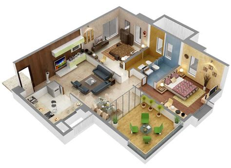 3d house maker 13 awesome 3d house plan ideas that give a stylish new