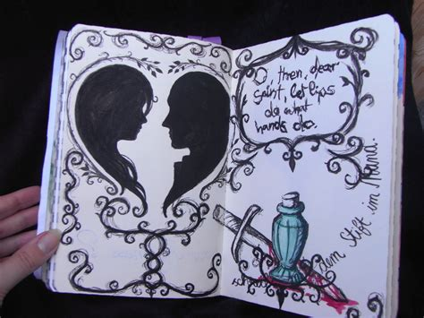 romeo and juliet theme park project write or draw with pen in mouth romeo and juliet by