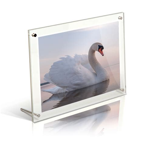 desk picture frames 6 215 4 acrylic desktop frame get acrylic photo frames