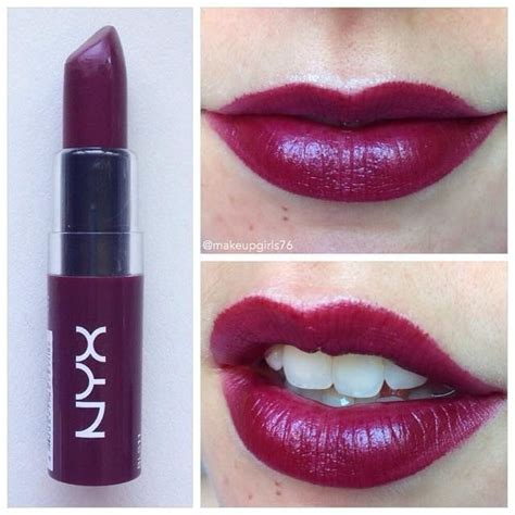 Nyx Butter Lipstik Nights nyx butter lipstick licorice quot it can look really scary