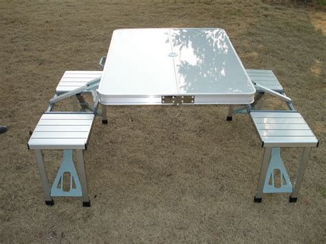 Cing Table And Chairs by Cing Picnic Table And Chairs 28 Images Portable Picnic