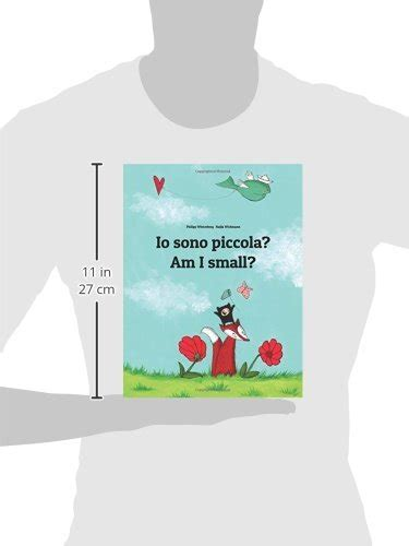 libro am i small soy libro am i small io sono piccola di philipp winterberg nadja wichmann