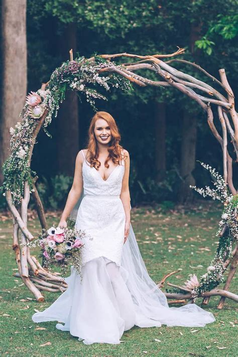 Wedding Photo Inspiration by Modern Rustic Wedding Inspiration With A Feasting Style