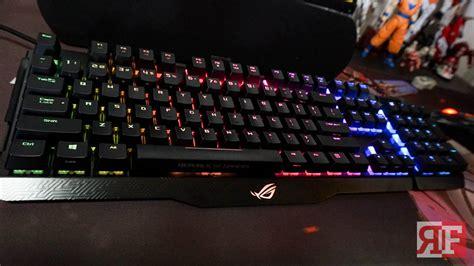 Keyboard Asus Rog Claymore asus rog claymore mechanical keyboard review