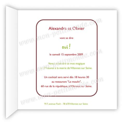 Exemple Lettre D Invitation Bapteme Modele Texte Invitation Bapteme Civil