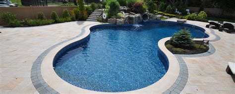 in ground pool ideas inground swimming pool landscaping interior design ideas