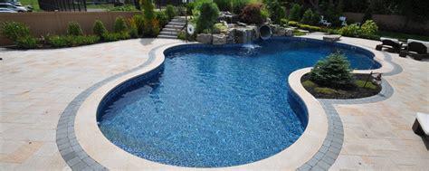 in ground pool ideas inground swimming pool landscaping interior design ideas