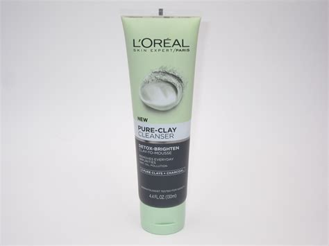 L Oreal Skin Care Clay Cleanser Detox Brighten by L Oreal Clay Cleanser Detox Brighten Review