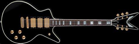 dean cadillac 1980 cadillac 1980 3 classic black dean guitars