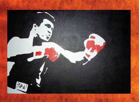 Muhammad Ali Painting 59 00 | muhammad ali painting 59 00 by hodgy uk on deviantart