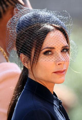 Victoria Beckham   Hats and fascinators: Style at the