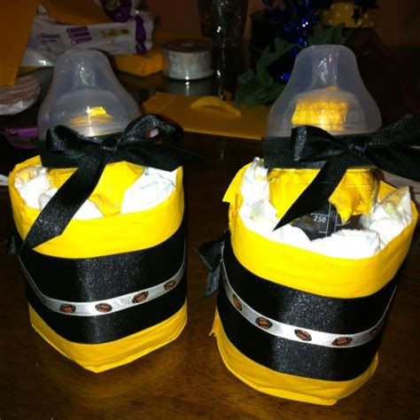 Steelers Baby Shower Ideas by Pittsburgh Steelers Baby Shower Decorations Baby Showers