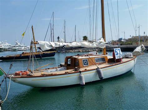 cabinati a vela usati barca a vela d epoca beltrami 9m in pto maurizio cutters