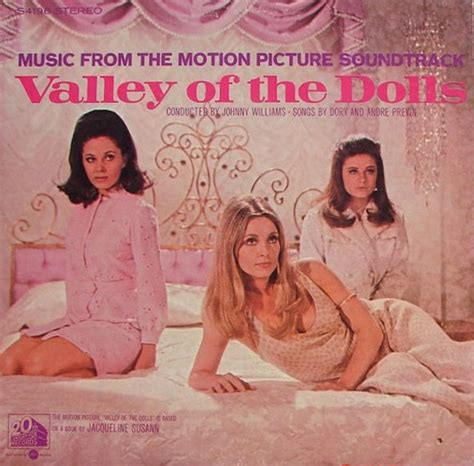 theme song valley of the dolls dory previn and andre previn conducted by johnny williams