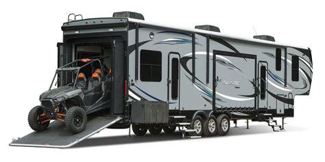 Fifth Wheel Rv Floor Plans 2017 seismic toy hauler jayco inc