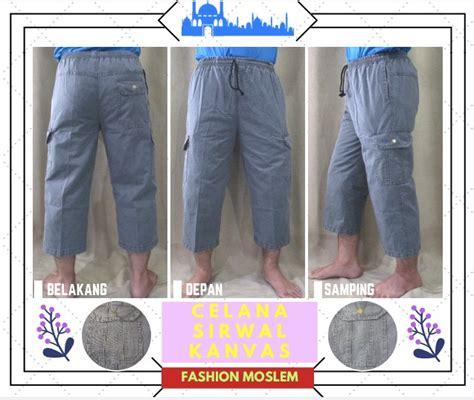 Celana Sirwal Motif Murah pusat grosir celana sirwal pria dewasa termurah 35ribu