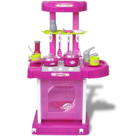 jouet cuisine pour enfant acheter cuisine jouet pour enfants avec effets lumineux