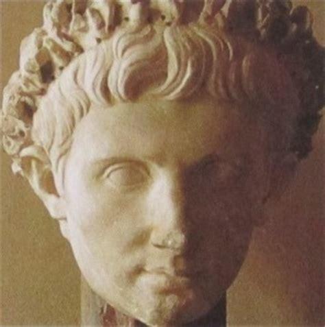 Tabellarischer Lebenslauf Julius Casar Augustus Augustusforum