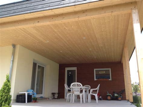 Extension Terrasse Couverte by Terrasse Toit Plat Et Garage Attenant Abt Construction Bois
