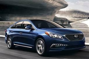 new 2015 hyundai cars 2015 hyundai sonata new car review autotrader