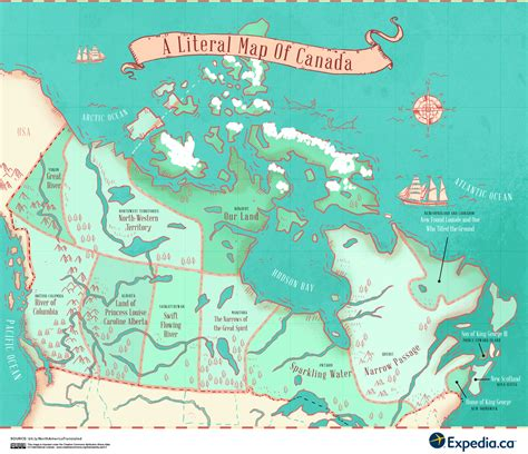 canada map with names map reveals name origins of canada s provinces and territories