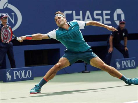 Roger Federer Cruises As Us Open Quit List Hits Record