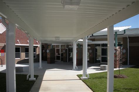 Walkway Canopy Dac Architectural Aluminum Walkway Covers Canopies