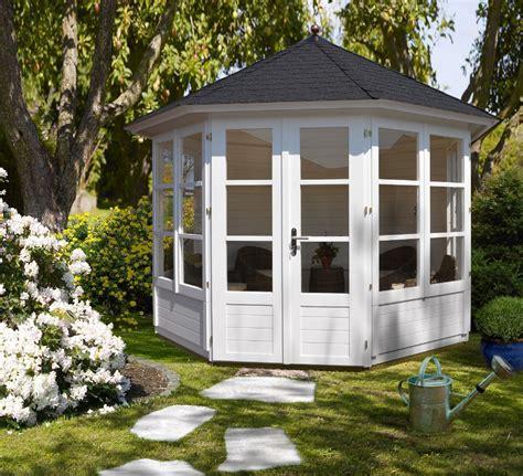 Pavillon Bilder by Gartenpavillon Aus Holz Trend Riwo Gartenhaus