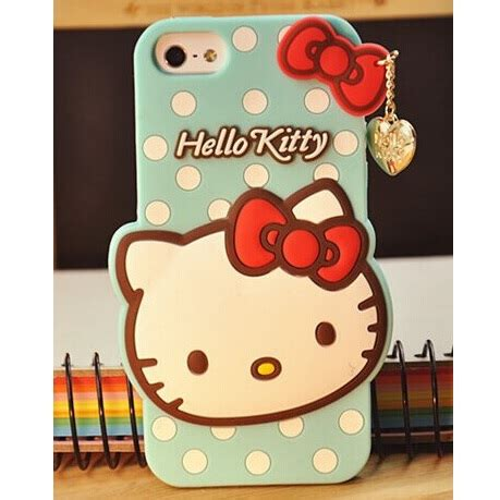 Casing Hello For Iphone 4 4s hello polkadot tpu for iphone 4 4s tosca