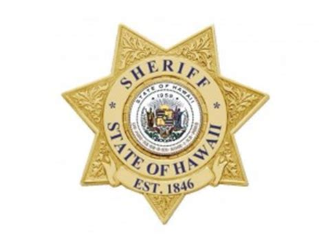 Hawaii District Court Records Department Of Safety Sheriff Division