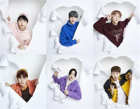 meet greet signed jbj 2nd mini album true colors
