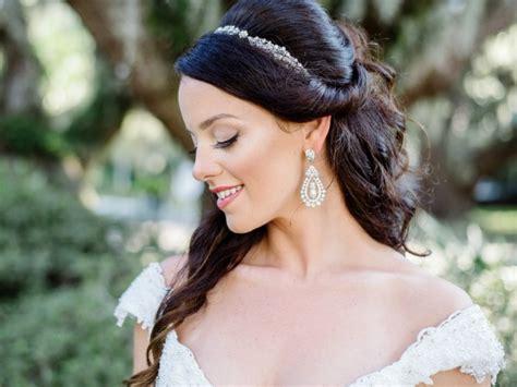 hair stylist makeup artist bridal services mobile hair tara s wedding day emma collins beauty savannah wedding