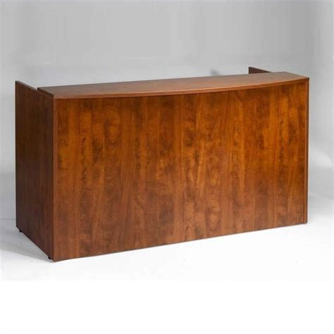 Wood Reception Desks Wood Reception Desk Shell N169