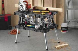 bench portable workbench best portable workbench reviews guide for 2017 tools