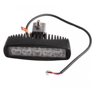 2x 15w led work l light bars 12v 24v for car tractor