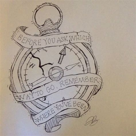 doodle friend compass quotes and quotes on