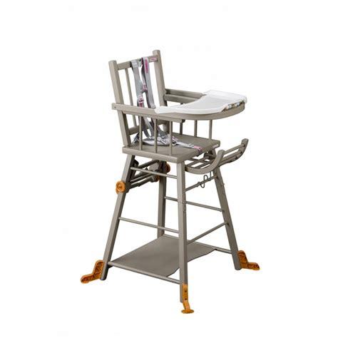 chaise haute transformable moinat sa antiquit 233 s et d 233 coration 224 rolle et 232 ve