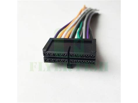 New Wire Harness For Jensen Awm968 Vx7010 Vx7020 Player