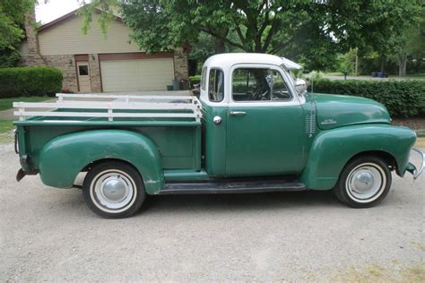Two Tone 1954 chevrolet two tone truck