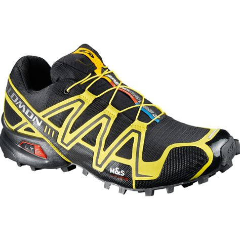 salomon speedcross 3 trail running shoes mens salomon mens speedcross 3 trail running shoes