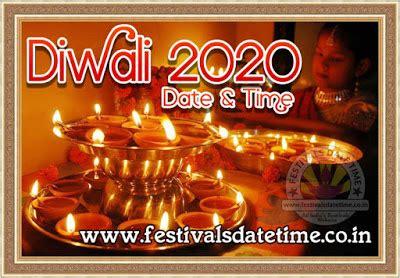 diwali puja date time  india   hindu calendar festivals