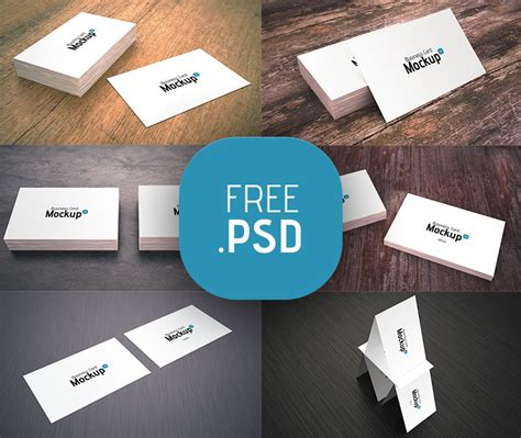 free clean and simple white business card mockup psd titanui