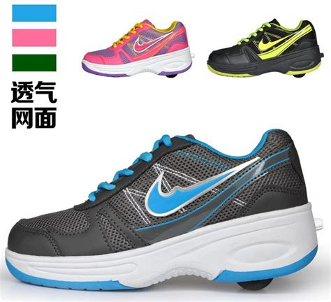 rollerblade shoes for heelys children shoes boy and roller shoes