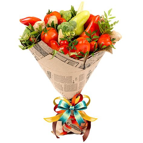 Handmade Bouquet - handmade vegetable bouquet for any occasion tasty and