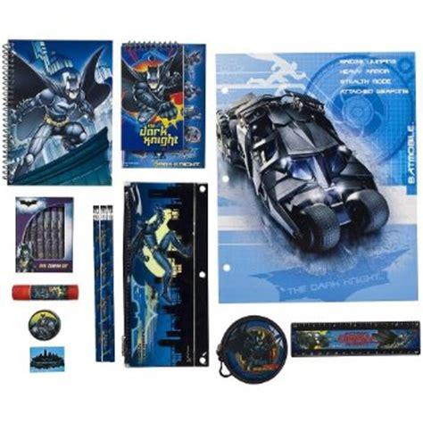 Batman Desk Accessories Batman Desk Accessories 40 Pc Set