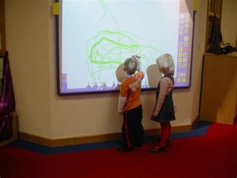 new year interactive whiteboard using interactive whiteboards with children