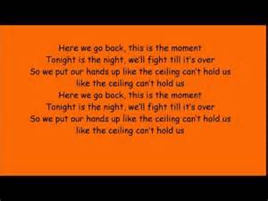 Like A Ceiling Can Holder Lyrics by Can T Hold Us Lyrics Macklemore And Lewis Refrain