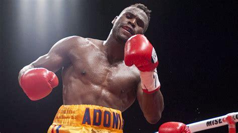 Adonis Stevenson Criminal Record Adonis Stevenson Boxing Record