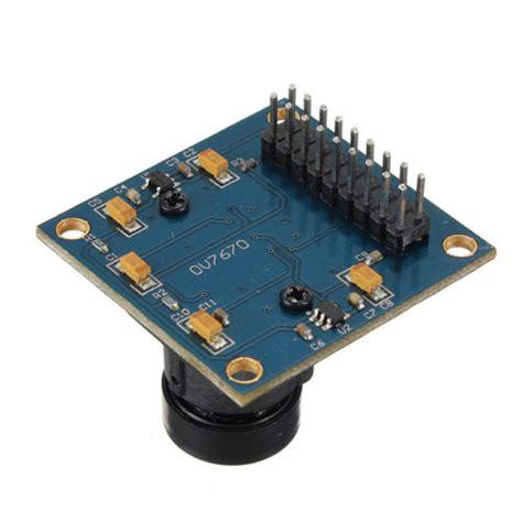Produk Cmos Module Ov7670 vga ov7670 cmos module lens cmos 640x480 sccb i2c interface arduino miniarduino