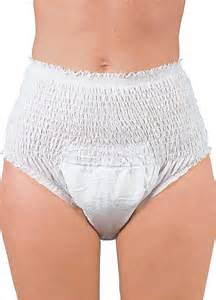 Womens disposable briefs for heavy incontinence by witt witt